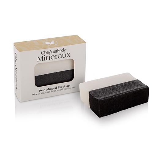 Sapun s mineralima za čistu i blistavu kožuM-soap