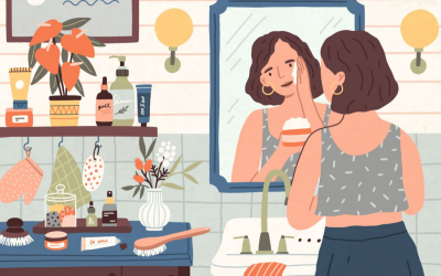 Čišćenje lica